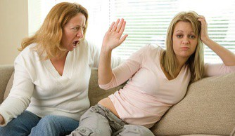 mothers and daughters: criticism and acceptance