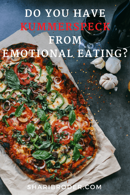 Do You Have Kummerspeck from Emotional Eating? | Weight Loss for Foodies