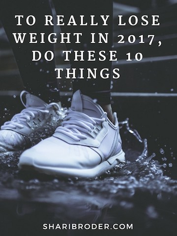 To Really Lose Weight This Year, Do These 10 Things | Weight Loss for Foodies