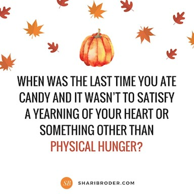 Halloween Candy and a Chocolate Eating Experiment | Weight Loss for Foodies