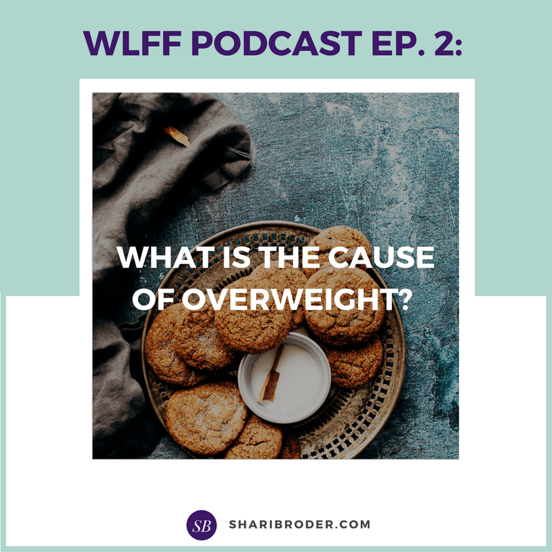 Weight Loss for Foodies Podcast - Episode 2