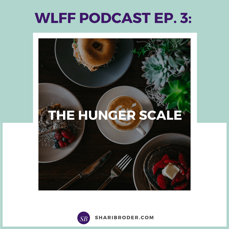 The Hunger Scale | The Weight Loss for Foodies Podcast