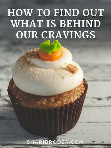 How to Find Out What is Behind Our Cravings | Weight Loss for Foodies
