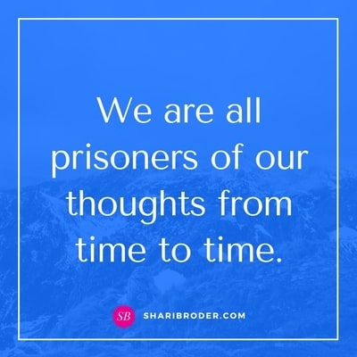 Escape from the Prison of Your Thoughts | Weight Loss for Foodies