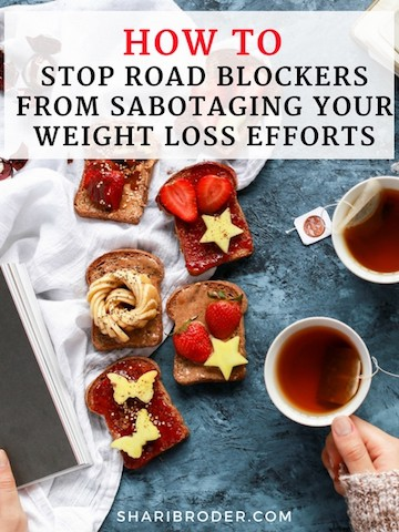 Road Blockers And Role Models | Weight Loss For Foodies