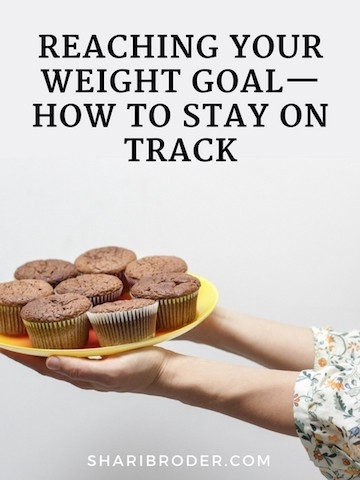 Reaching Your Weight Goal | Weight Loss For Foodies