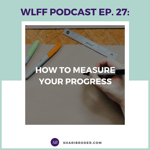 How to Measure Your Progress | Weight Loss for Foodies Podcast