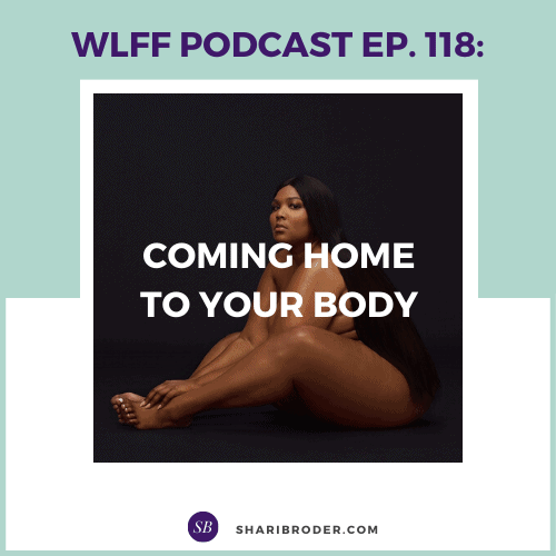 Coming Home to Your Body | Weight Loss for Foodies Podcast